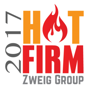 Zweig Group 2017 Hot Firm