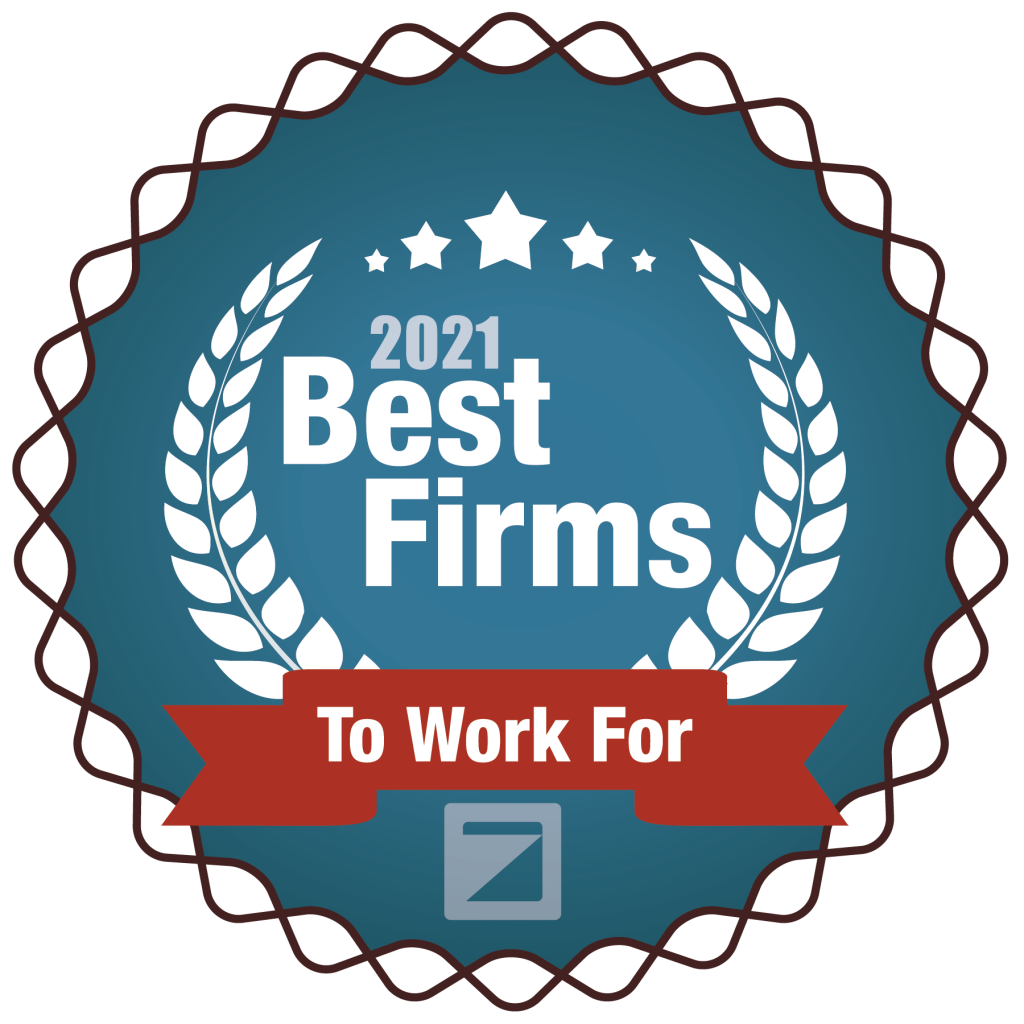 Best Firm To Work For 2021